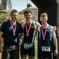 Ipswich Sprint Triathlon 2018